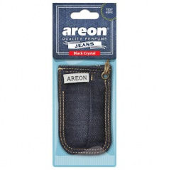 Areon Jeans Bag - Black Crystal