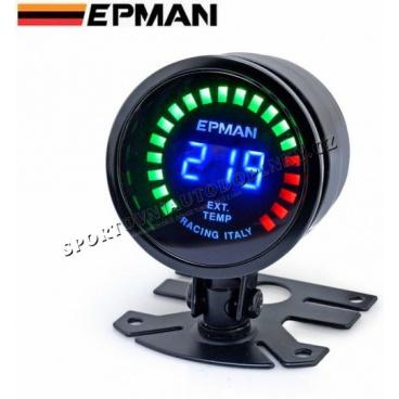 EPMAN RACING digitální budík 52 mm teplota výfukových plynů