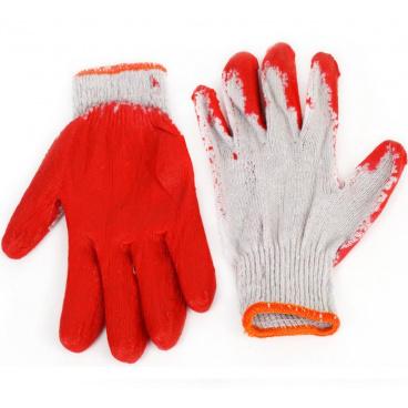 Bezešvé pracovní rukavice
