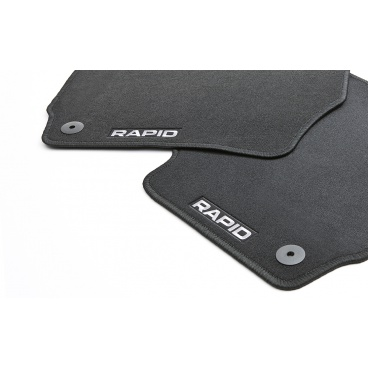 Textilní koberce Standart Škoda Rapid