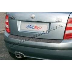 Práh pátých dveří s výstupky ABS-karbon, Škoda Fabia I Limousine