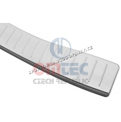 Ford B-Max - nerez chrom ochranný panel nárazníku - OMTEC