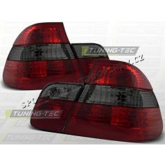 BMW E46 99-05 ZADNÍ LAMPY KRYSTALICKÉ (LTBM23) - sedan