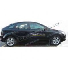 Ford Focus 2005-2010, 5 dveř., boční ochranné lišty dveří