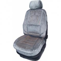 Autopotahy Profil-Škoda Octavia I-dělená zadní sedačka-stříbrné