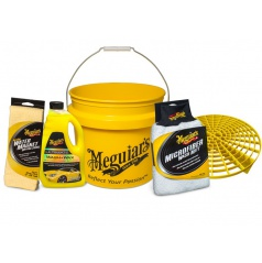 Meguiar's Ultimate Wash & Dry Kit kompletní sada na mytí a sušení auta