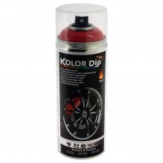 KOLOR DIP barva na brzdiče, motor červená 400ml do 700 °C