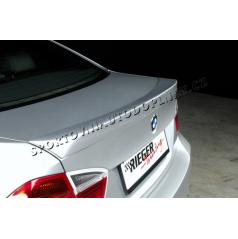 BMW E90 (řada 3) Spoilerová lišta na kufr  (P 00053409)
