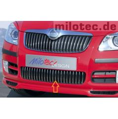 23 nerez žeber spodní mřížky Škoda Fabia II Limousine 3/07- a Combi 1/08-, Roomster 3/06-