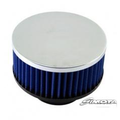 Sportovní vzduchový filtr Simota  plochý 151x107mm