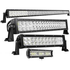 Světlo pracovní - světelná rampa  LED