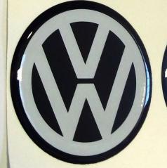 Znak VW průměr 55 mm, 4 ks
