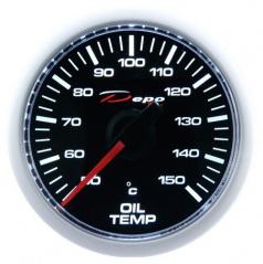 Přídavný budík Depo Racing Teplota oleje 52 mm