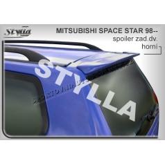 MITSUBISHI SPACE STAR (98+) spoiler zad. dveří horní MS1L