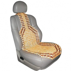 Potah sedadla 130x38 cm kuličkový (pravé dřevo)