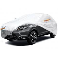Nepromokavá autoplachta pro SUV, VAN aluminium vel.  L 480x185x145cm
