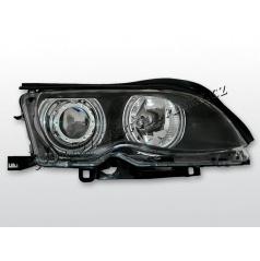 BMW E46 01-05 ANGEL EYES BLACK (LPBM32) - sedan / touring