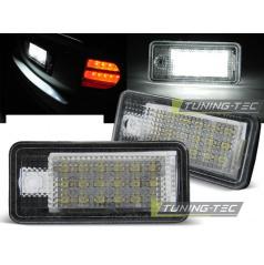 LED osvětlení SPZ - Audi A3/A4/A6/Q7/RS4 (PRAU02)