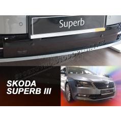 Škoda Superb III, 2015- , dolní zimní clona - kryt chladiče