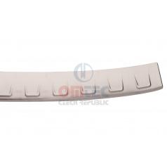 Superb III Combi  - NEREZ ochranný panel zadního nárazníku RS6 Brushed - OMTEC