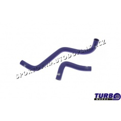 Honda Civic / CRX sportovní silikonové hadice chlazenení TurboWorks