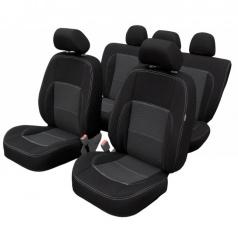 Autopotahy Tapi Lux-Škoda Fabia II-dělená zadní sedačka