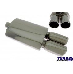 Sportovní výfuk TurboWorks dual II
