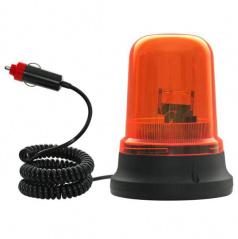 Maják výstražný 12V oranžový - velký H1