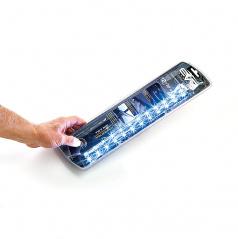 Led osvetlení 2x30cm bílé (interiér, exteriér)