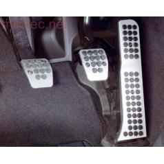 Sportovní pedály Milotec (vozy s manuál.převodovkou)- Octavia II, Octavia II Facelift, Superb II, Yeti