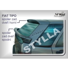 FIAT TIPO (88-95) spoiler zad. dveří horní (EU homologace)