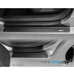 Ochranné kryty prahů Škoda Octavia II Facelift