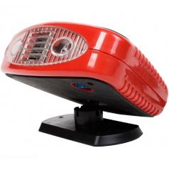 Ventilátor s ohřevem do auta 12V