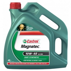 Motorový olej Castrol Magnatec 10W-40 Diesel B4 - 4 litry