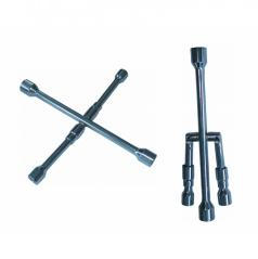 Klíč na kola křížový skládací 17,19,21 a 23 mm