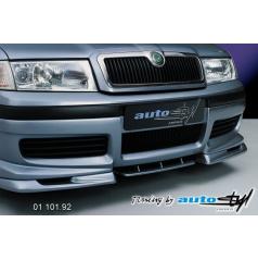 Škoda Octavia 2001 Spoiler pod přední spoiler - pro lak
