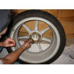 Vymezovací (centrovací) kroužky pro kola