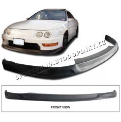 Honda Integra 98-01 Concept Style spoiler pod přední nárazník (ABS plast!) J.TEC