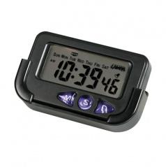 Digitální hodiny LCD QUARTZ 68x42x12 mm
