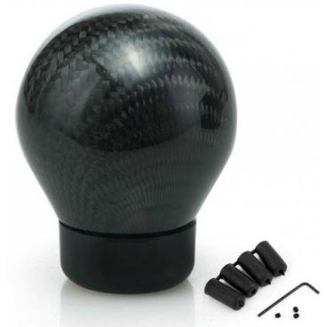 Hlavice řadící páky 100% černý karbon
