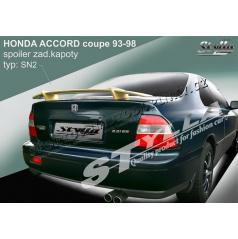 HONDA ACCORD coupe 93-98 spoiler zad. kapoty (EU homologace)