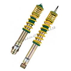 Výškově stavitelný podvozek ST suspensions pro Chevrolet / Daewoo Cruze  (KL1J), zatížení přední nápravy -1220kg