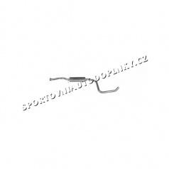 Zadní díl výfuku Ford Escort 1.6i