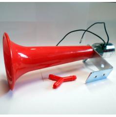 Vzduchový klakson - fanfára 24 V