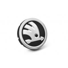 Ozdobný střed kola Škoda originál