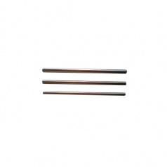 Nerez kulatina  8 mm na výrobu výfukového závěsu 10 cm