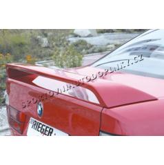 BMW E34 (řada 5) Křídlo na kufr s brzdovým světlem (P 00053083)