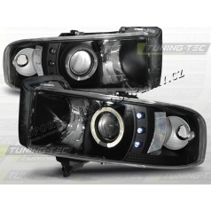 DODGE RAM 1994-01 ANGEL EYES BLACK (LPDO02)