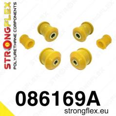 Honda Integra 2001-06 StrongFlex Sport sestava silentbloků jen pro přední nápravu 6 ks