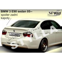 BMW 3/E90 SEDAN 05+ spoiler zadní kapoty
